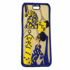 Sigma Gamma Rho Diva Luggage Tag