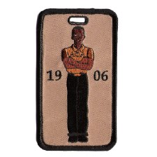 Alpha Phi Alpha Stepping Luggage Tag