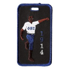 Phi Beta Sigma Stepping Luggage Tag