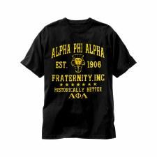 Alpha Phi Alpha Historically Tee