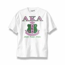 Alpha Kappa Alpha Large Shield Tee