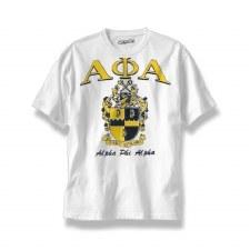 Alpha Phi Alpha Shield Tee