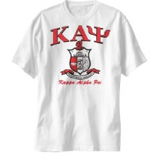 Kappa Alpha Psi Large Shield Tee