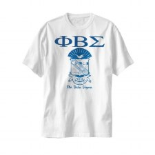 Phi Beta Sigma Large Shield Tee