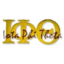 Iota Phi Theta Signature Patch