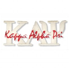Kappa Alpha Psi Signature Patch