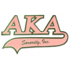 Alpha Kappa Alpha Tail Patch