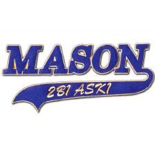 Mason Tail Patch
