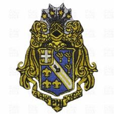 Alpha Phi Omega Crest Patch