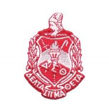 Delta Sigma Theta Crest Patch