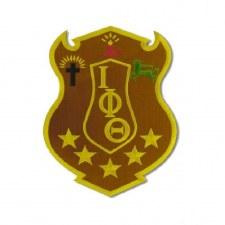 Iota Phi Theta Crest Patch