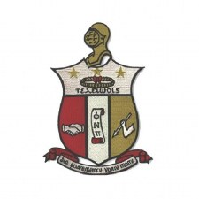 Kappa Alpha Psi Crest Patch