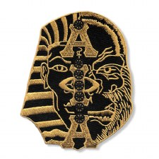 Alpha Phi Alpha Faces Patch