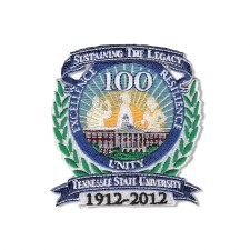 Tennessee State University Centennial Patch