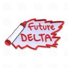 Delta Sigma Theta Future Patch