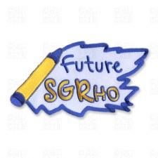 Sigma Gamma Rho Future Patch