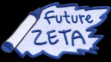 Zeta Phi Beta Future Patch