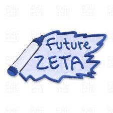 Zeta Phi Beta Future Patch