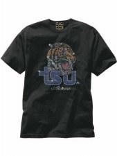 Tennessee State University Rhinestone Tiger Alumni Tee