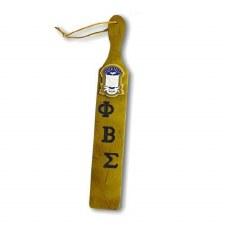 Phi Beta Sigma 22' Wooden Paddle