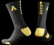 Alpha Phi Alpha Year Crew Socks