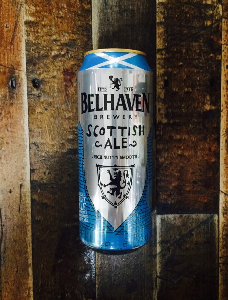 Scottish Ale - 500ml Can