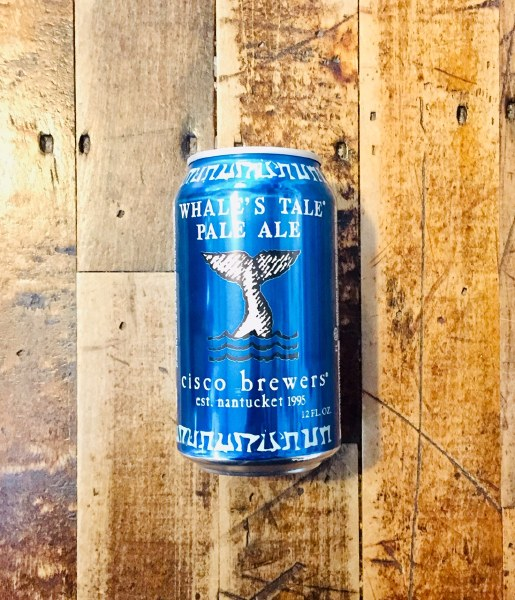 Whale's Tale - 12oz Can