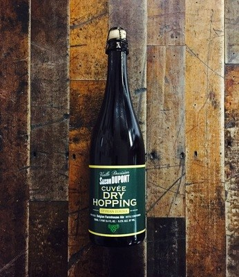 Saison Dry Hopping - 750ml