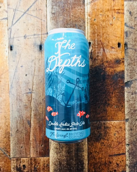 The Depths - 16oz Can