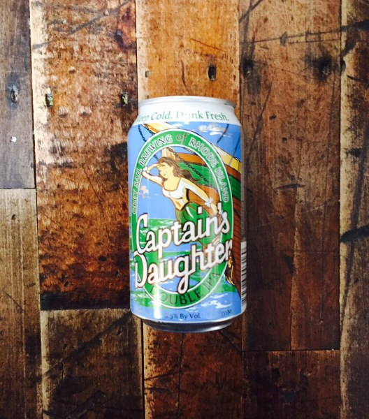 Captain's Daughter - 12oz Can