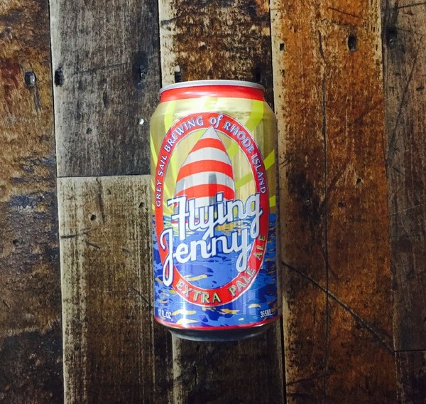Flying Jenny - 12oz Can