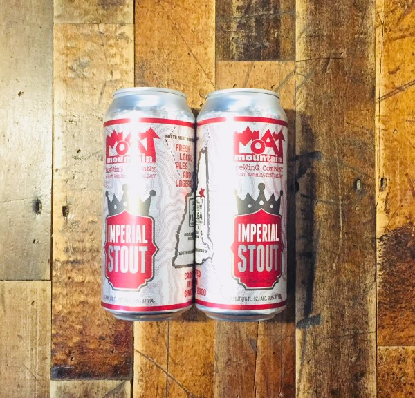 Imperial Stout - 16oz Can