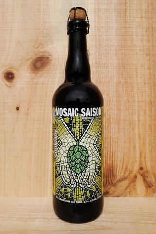 Mosaic Saison - 750ml