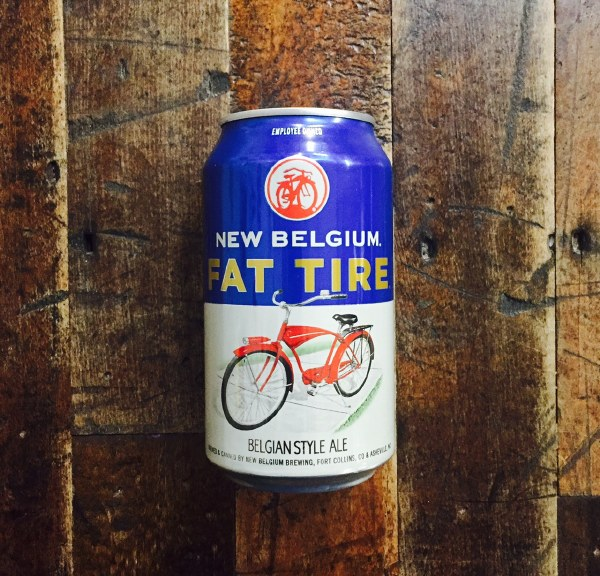Fat Tire - 12oz Can