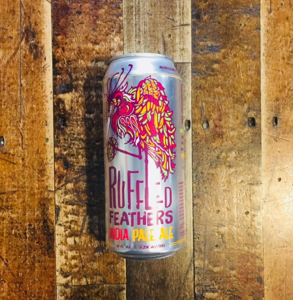 Ruffled Feathers - 16oz Can