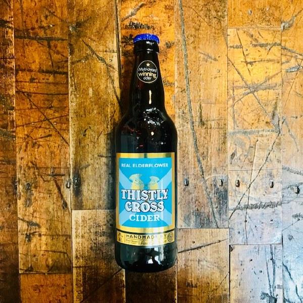 Elderflower Cider - 500ml