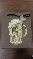 Hoppy Beerthday Bag - 6btl