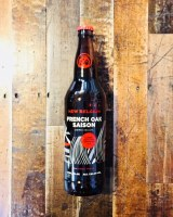 French Oak Saison - 22oz
