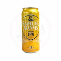 Sam Adams Ne Ipa - 16oz Can
