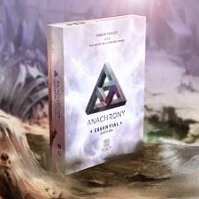 Anachrony Essential Edition Base Set Board Game