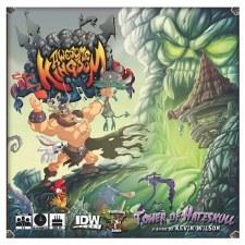 Awesome Kingdom: Tower of Hateskull 1st Printing