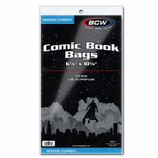 BCW Comic Bags, Current (100)