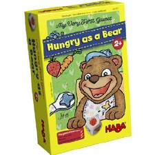 Hungry As A Bear Board Game