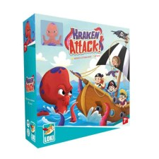 DEMO Kraken Attack! Board GameRental