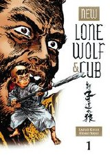 New Lone Wolf And Cub TP Vol 01 (MR)