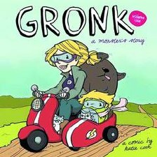 Gronk A Monsters Story Gn Vol01