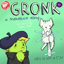 Gronk A Monsters Story Gn Vol03