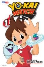 Yo-Kai Watch GN Vol 01