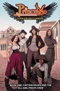 Princeless Raven Pirate Princess TP Vol 01 All Girl Pirate C