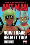 Astonishing Ant-Man #4 Noto Deadpool Var (1:10)